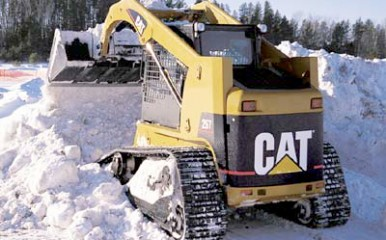 Commercial Snow Removal WNY Buffalo Clarence Amherst