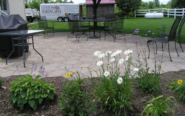 Here Are Some Hardscaping Hardscape And Landscaping And Landscape Pictures From Jobs In