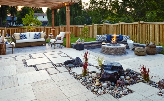 Hardscape Patio, Fire Pit, Clarence, Amherst, Williamsville, Lancaster